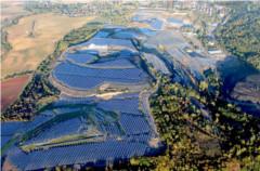 29 Megawatt Solarpark bei Eisleben ans Netz gegangen