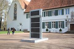 FH Münster unterstützt Künstler bei der Entwicklung der Solar Power Door_Bild_FH-Münster