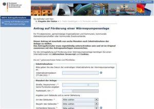 Bafa-Foerdermittel Online Zuschuesse fuer Waermepumpen richtig beantragen_Grafik_Bafa