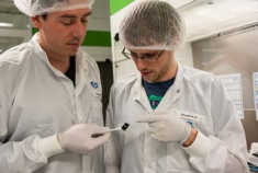 Deutsches Forscherteam stellt Europarekord mit Dünnschichtsolarzelle auf_Foto_ZSW