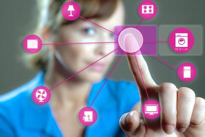 SmartHome-Technologie – Die Zukunft des Wohnens? (Bildquelle: © AA+W - Fotolia.com)