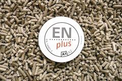 ENplus Auszeichnung für Pelletwerk in Georgia_Bild_Depi