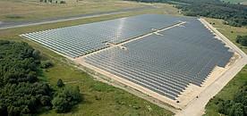 Juwi Solarpark Tutow Mecklenburg-Vorpommern