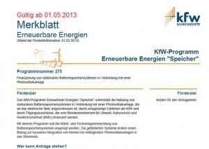 KfW-Merkblatt detailliert Foerderung fuer Solarstromspeicher_Grafik_KfW