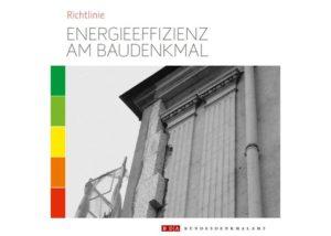 Österreich: Denkmalschutz und Solarwärme glaubhaft kombinieren (Grafik: BDA Bundesdenkmalamt)