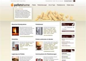 Pelletshome bietet aktuelle Pellet-Infos aus der DACH-Region