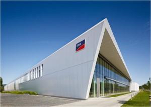 SMA Solar kaempft gegen Umsatzrueckgang_Grafik_SMA Solar Technology AG