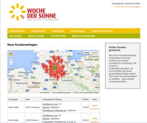 Woche der Sonne: Solaranlagen-Portal.com unterstützt Pelletheizungs- und Solaranbieter