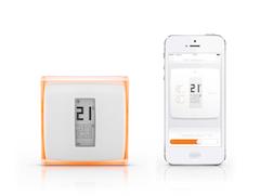 Netatmo: Smart Thermostat vor Markteinführung in Deutschland