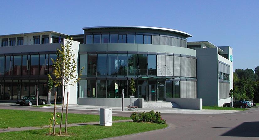 Firmengebäude EVO