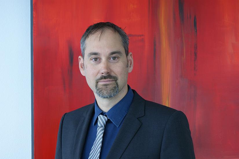 Markus J. Schmidt, Geschäftsführer EVO