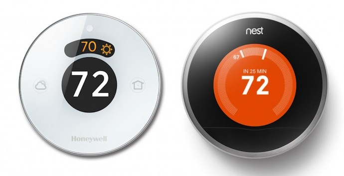 Honeywell stellt Smart-Thermostat Lyric als Nest-Konkurrenten vor