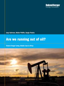 Studie: Erdöl wird nicht so schnell knapp, Preise werden steigen