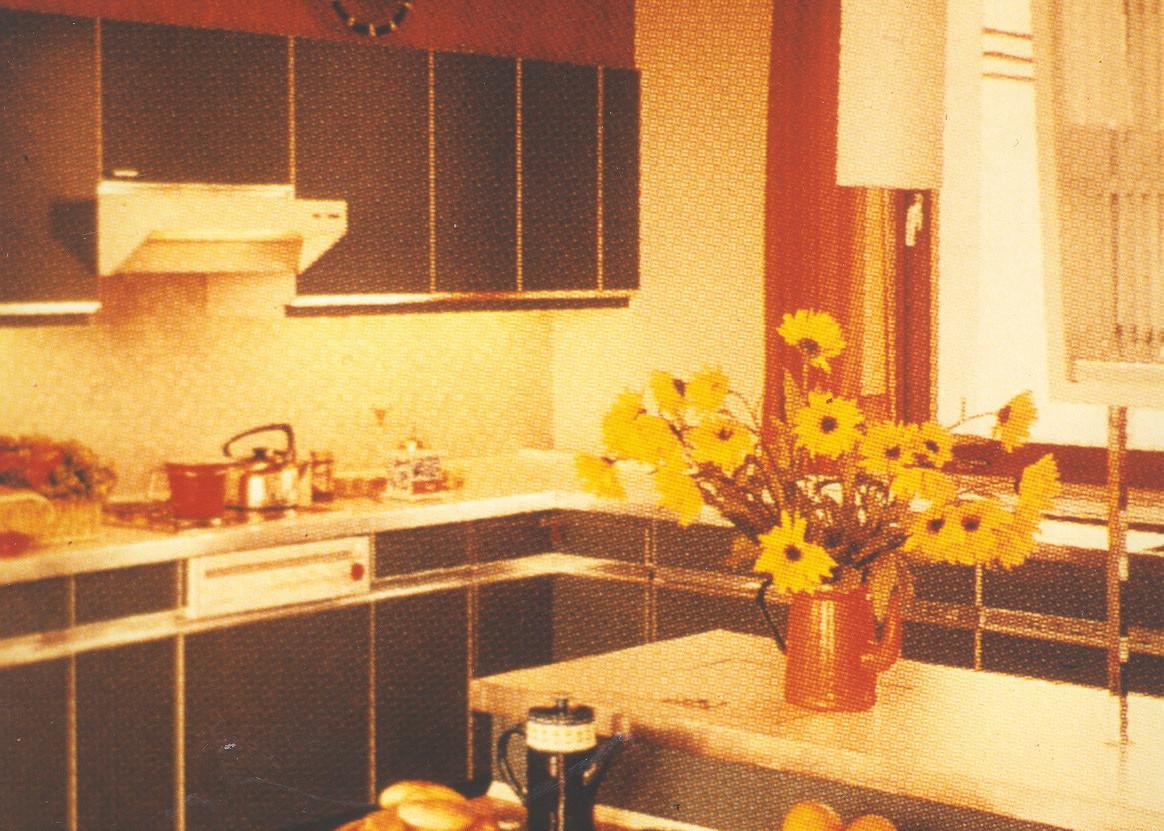Einbauküchen: Vom ablaufoptimierten Labor zur Seele der Wohnung ...