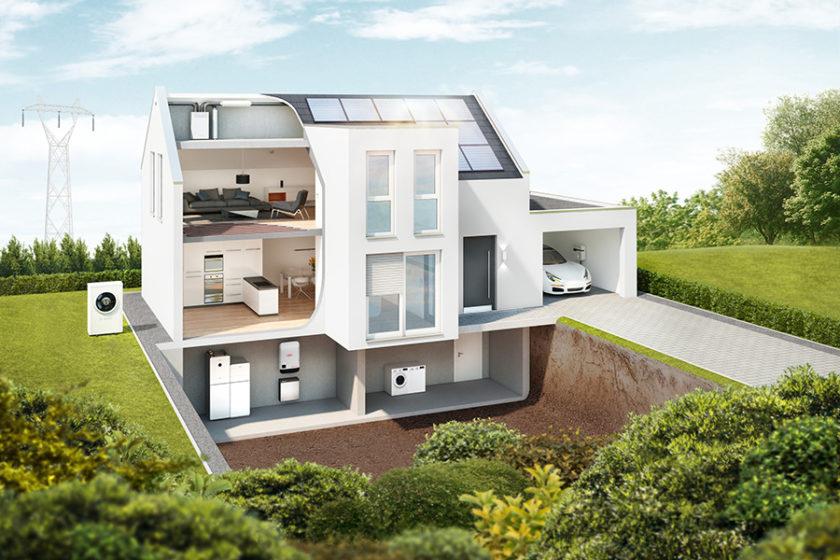 Bosch bietet mit dem Energiemanager eine intelligente Lösung für das vernetzte Zuhause in den Bereichen Heiztechnik, Haushaltsgeräte und Sicherheitstechnik. | Bildquelle: Bosch