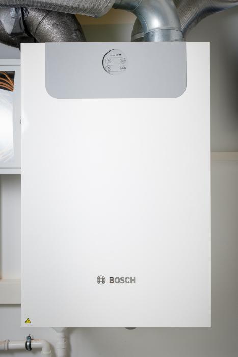 Durch die Wärmerückgewinnung der Lüftungsanlage steigern Christian Wolff und seine Frau ihre Energieersparnis künftig auf ein Maximum. | Bildquelle: Bosch