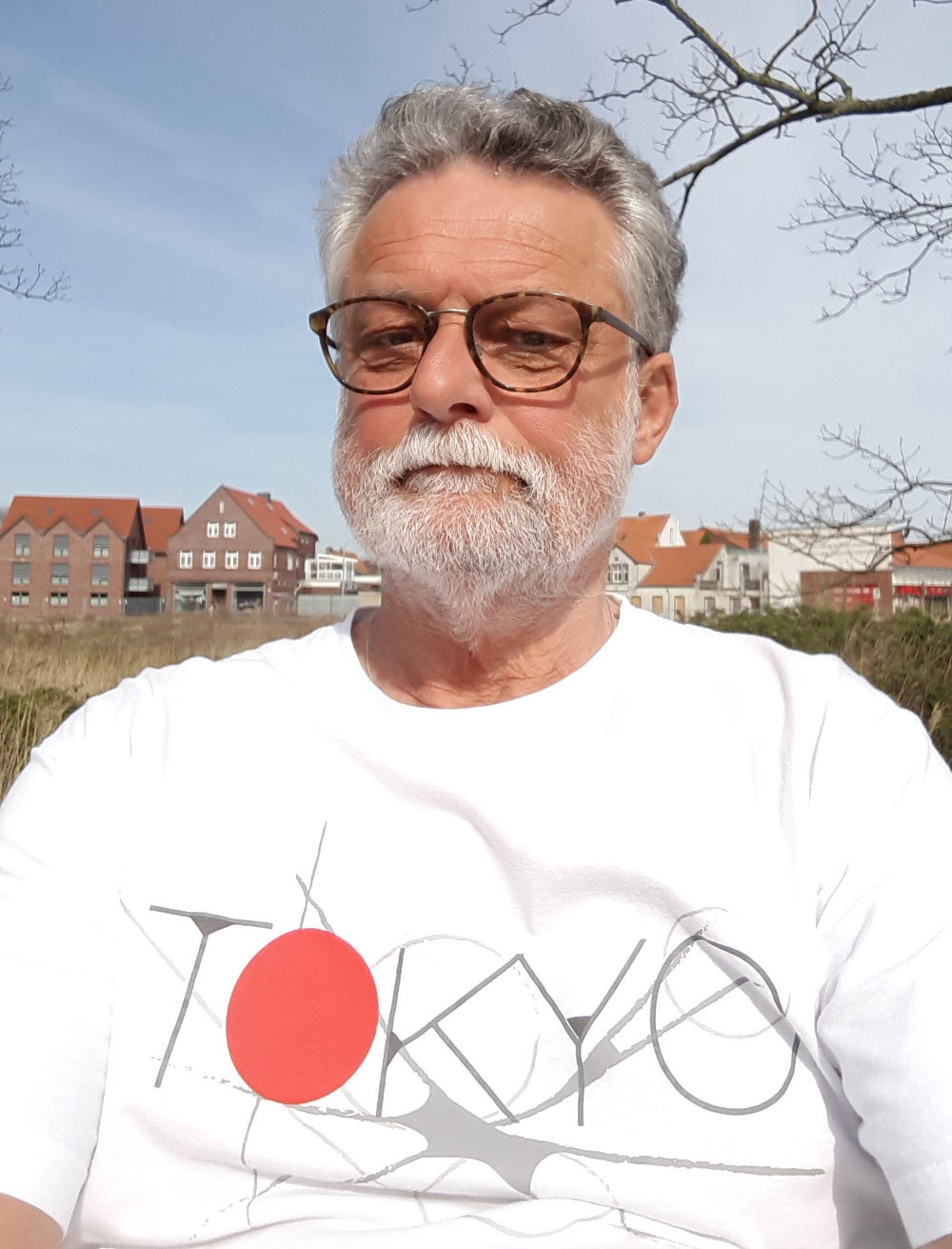 Porträt Uwe Vinke ©Uwe Vinke